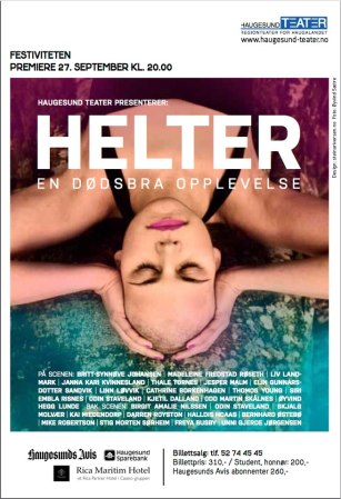 Helter, Haugesund Teater